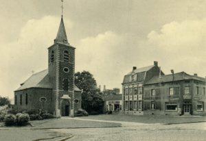 Michel se souvient de l'église Saint-Géry à Thieu
