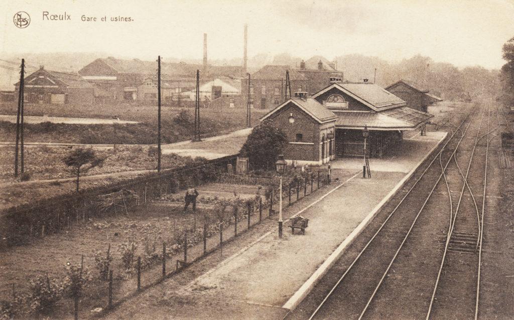 10-octobrele-roeulx-gare