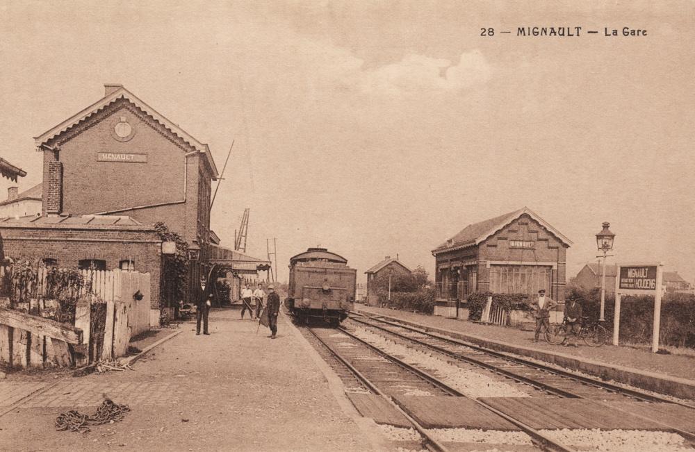 mignault-gare