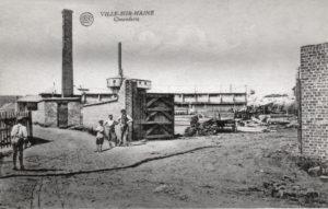 """""""C'était au temps où Ville-sur-Haine s'industrialisait..."""" aurait pu fredonner le grand Jacques"""